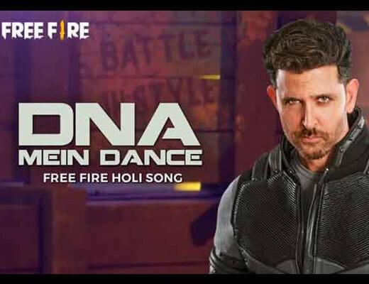 DNA Mein Dance Lyrics – Vishal Shekhar