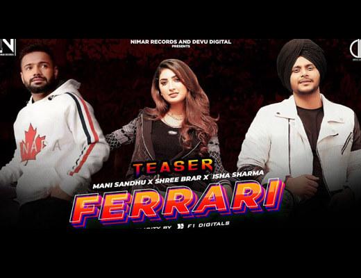 Ferrari Lyrics – Mani Sandhu, Simar Kaur