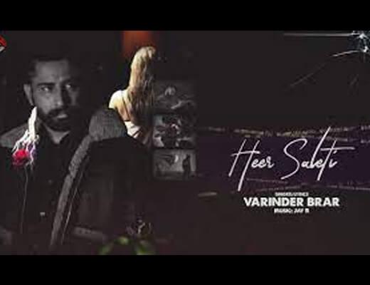 Heer Saleti Lyrics – Varinder Brar