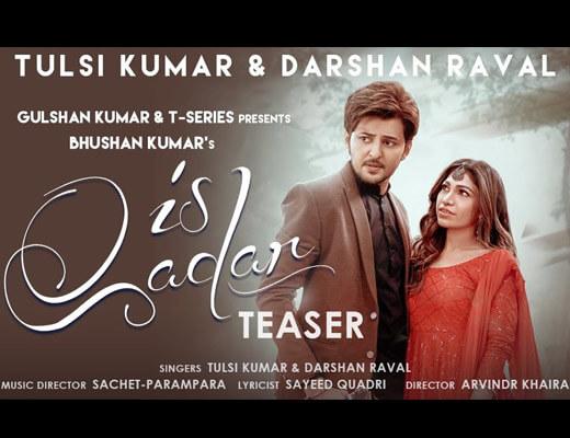 Is Qadar Lyrics – Darshan Raval, Tulsi Kumar