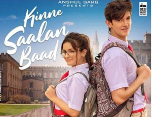Kinne Saalan Baad Lyrics – Goldie Sohel