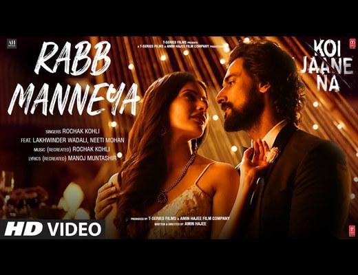 Rabb Manneya Lyrics – Koi Jaane Na Neeti Mohan