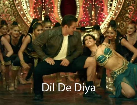 Dil De Diya Lyrics – Radhe