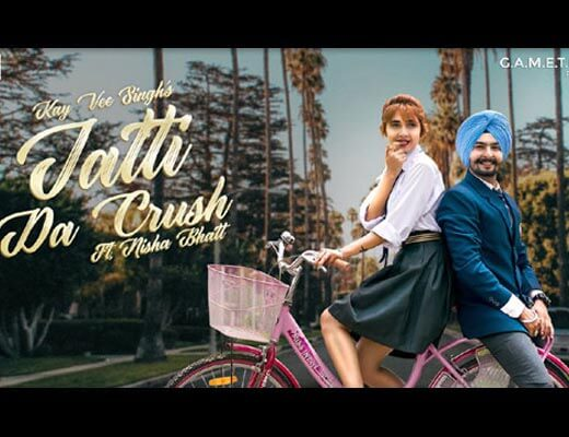 Jatti Da Crush Lyrics - Kay Vee Singh