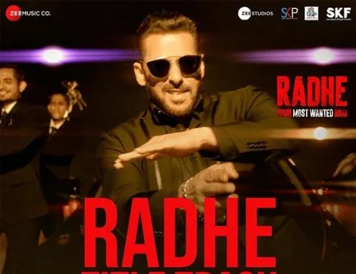 Radhe-Title-Track--Lyrics-–-Sajid