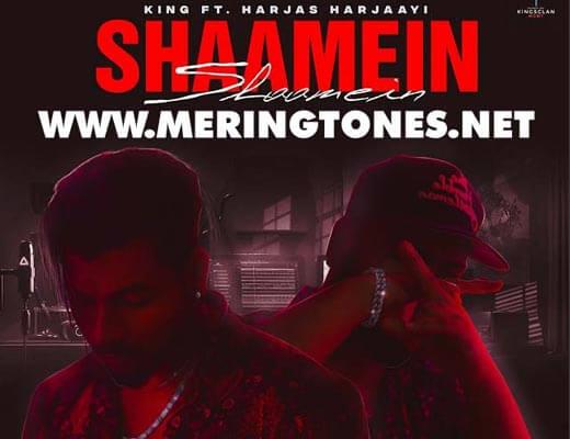 Shaamein Lyrics – King, Harjas