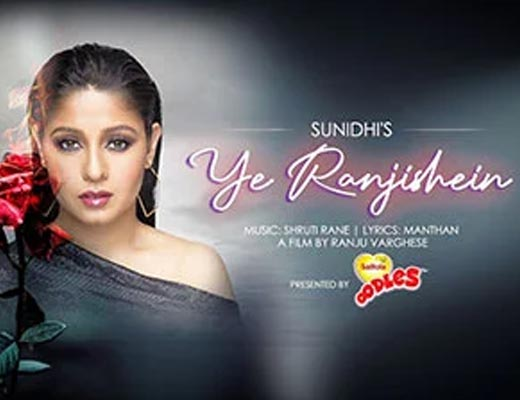 Ye Ranjishein Lyrics – Sunidhi Chauhan
