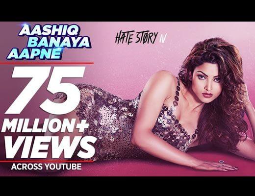Aashiq Banaya Aapne Lyrics - Hate Story IV