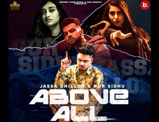 Above All Lyrics – Jassa Dhillon