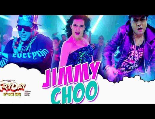 Jimmy Choo Lyrics – Fryday