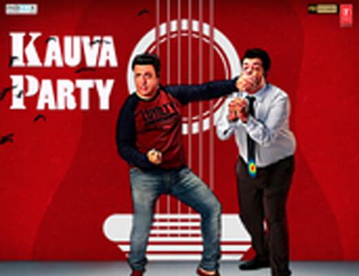 Kauva Party Lyrics - Fryday