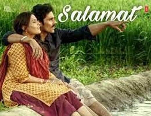 Salamat Lyrics – Sarbjit