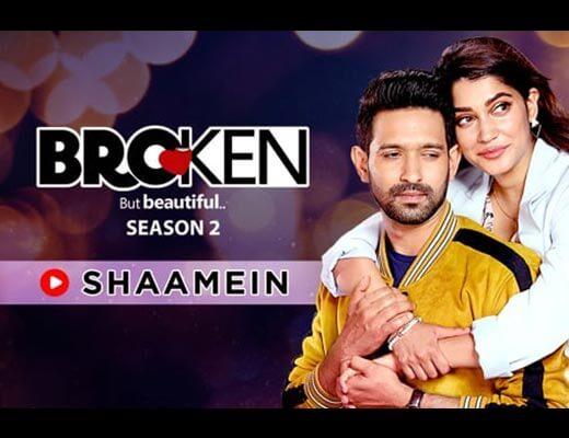 Shaamein Lyrics - Broken But Beautiful 2