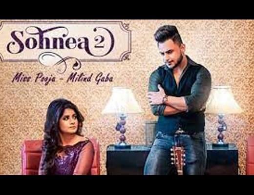 Sohnea 2 Lyrics - Miss Pooja