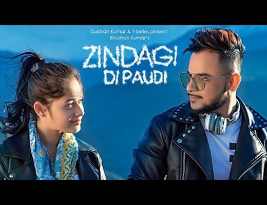 Zindagi Di Paudi Lyrics - Millind Gaba