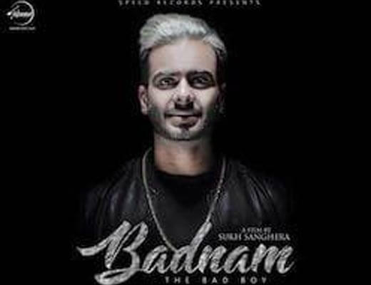badnam hindi lyrics - mankirt aulakh