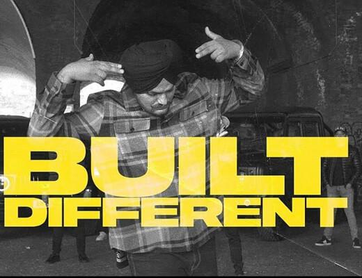Built Different Lyrics – Sidhu Moose Wala