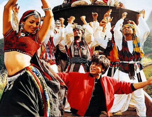 Chaiyya Chaiyya Lyrics - Dil Se Sukhwinder Singh