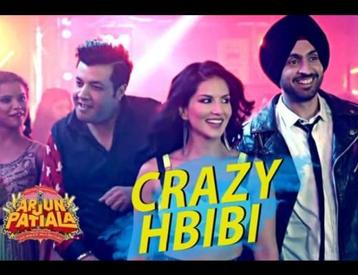 Crazy Habibi Vs Decent Munda Lyrics – Arjun Patiala