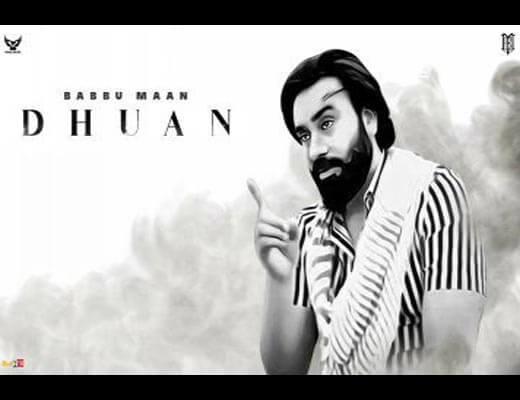 Dhuan Lyrics – Babbu Maan