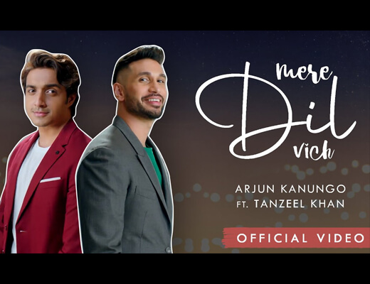 Mere Dil Vich Lyrics - Arjun Kanungo