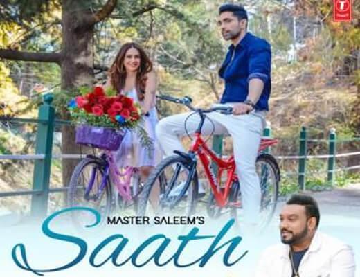 Saath Lyrics – Master Saleem