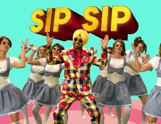 Sip Sip Lyrics – Arjun Patiala