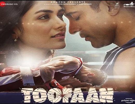Toofaan Lyrics (Title Song)- Siddharth Mahadevan