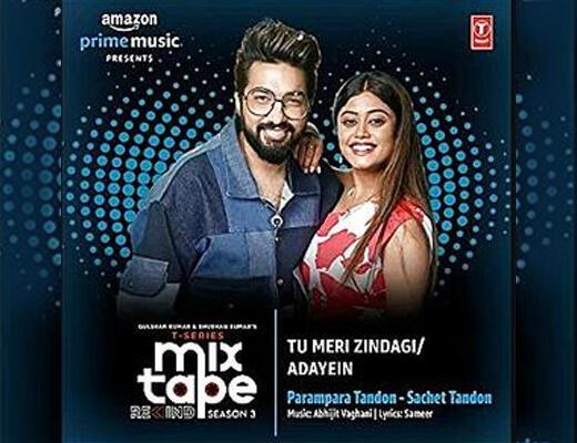 Tu Meri Zindagi Hai Lyrics – Parampara Tandon, Sachet Tandon POSTED ON