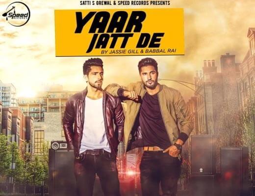 Yaar Jatt De Lyrics - Jump 2 Bhangraaa