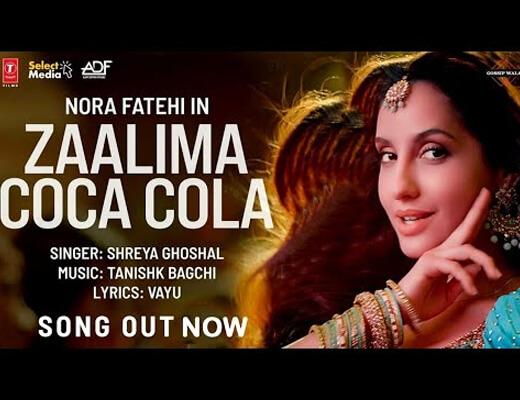 Zaalima Coca Cola Lyrics – Bhuj Shreya Ghoshal