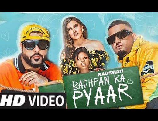 Bachpan Ka Pyaar Lyrics – Badshah