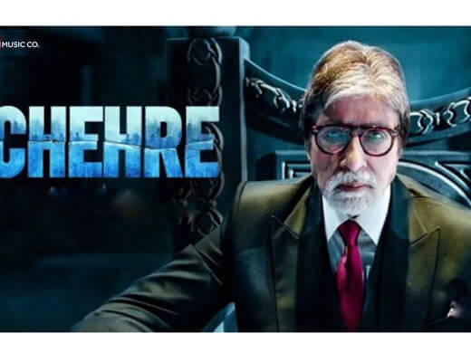 Chehre (Title Track) Lyrics – Amitabh Bachchan