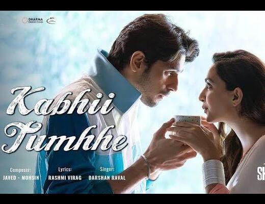 Kabhi Tumhhe Yaad Meri Aaye Lyrics – Shershaah