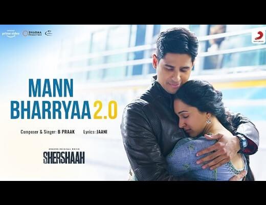 Mann Bharrya 2.0 Lyrics – B Praak
