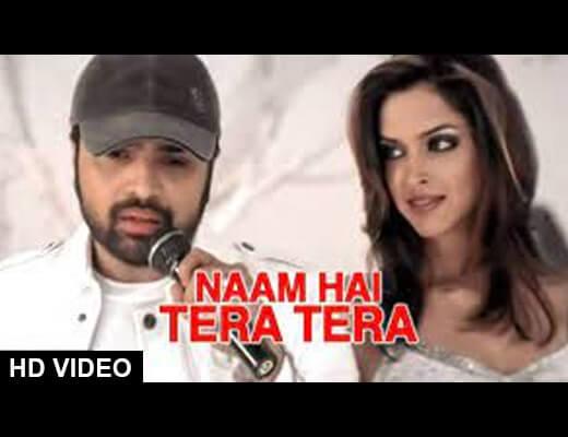 Naam Hai Tera Lyrics – Himesh Reshammiya