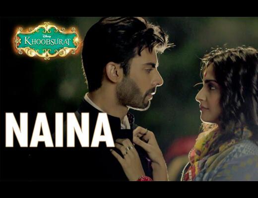 Naina Lyrics – Khoobsurat
