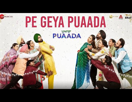 Pe Geya Puaada Lyrics – Nachhatar Gill
