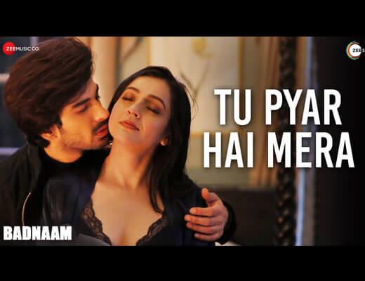 Tu Pyar Hai Mera Lyrics – Yasser Desai