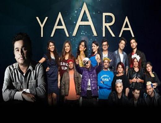 Yaara Lyrics – AR Rahman,Sanam Puri