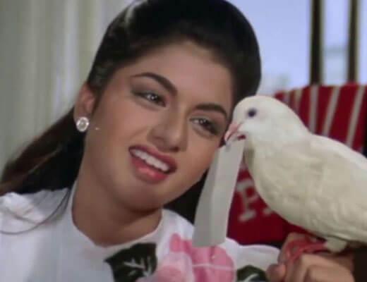 Kabootar Ja Ja Ja Lyrics – Maine Pyar Kiya