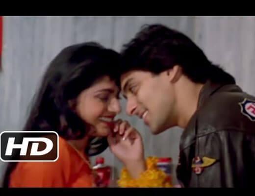 Aaja Shaam Hone Aayee Lyrics - Maine Pyar Kiya (1989)
