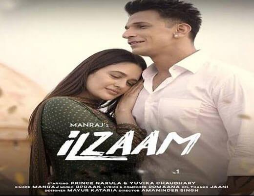 Ilzaam Lyrics – Manraj, B Praak
