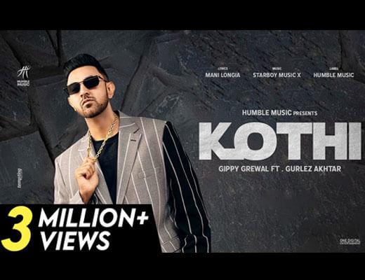 Kothi Lyrics – Gippy Grewal, Gurlez Akhtar