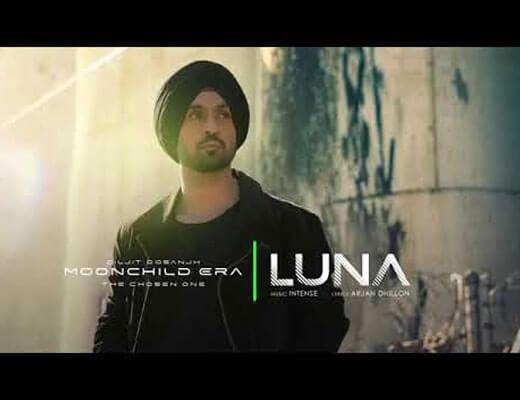 Luna Lyrics – Diljit Dosanjh