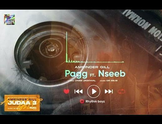 Pagg Lyrics – Amrinder Gill