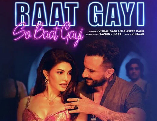 Raat Gayi So Baat Gayi Lyrics - Bhoot Police