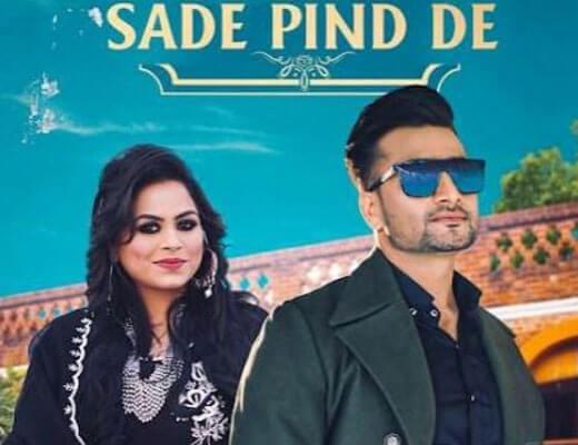 Sade Pind De Lyrics - Vicky Dhaliwal