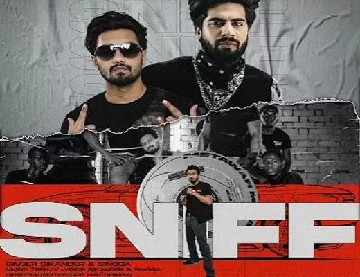 Sniff Lyrics – Singga, Sikander