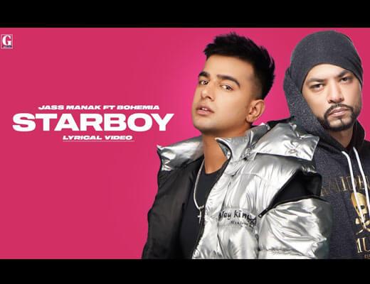 Starboy Lyrics – Jass Manak